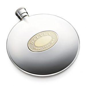 Fľaška Dalvey Classic, zlatý detail