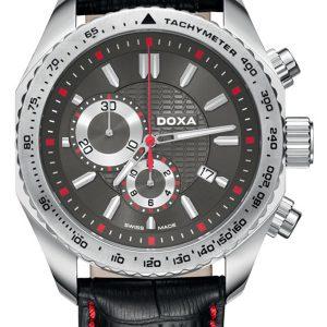 Doxa chrono steel