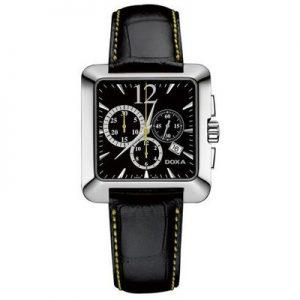 Doxa chronograph steel