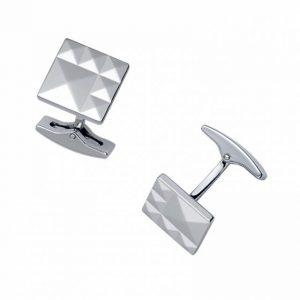 ST Dupont manžetové gombíky Diamond Heads