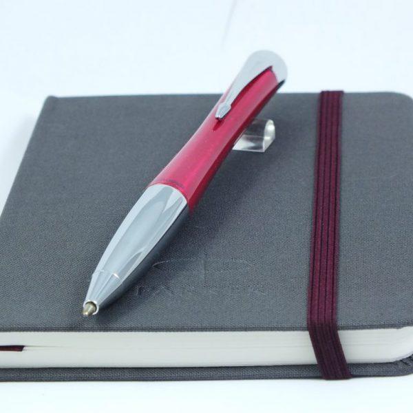 Parker Guľôčkové pero + zápisník, Urban Fashion Magenta