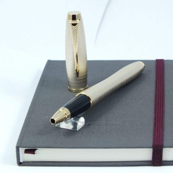 Parker Roller pero Urban Premium Gold + zápisník