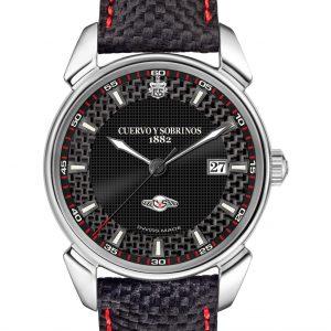 Cuervo Y Sobrinos Historiador Racing Collect 2013 pánske hodinky