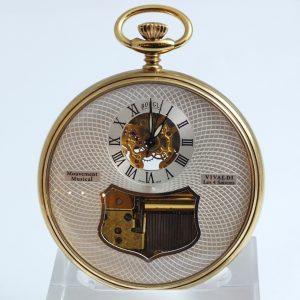 Boegli M11, luxusné vreckové hodinky, švajčiarska výroba