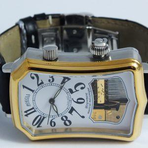 Boegli Grand Orchestre - luxusné náramkové hodinky, švajčiarska výroba, M 500