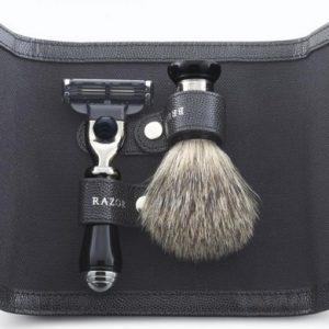 Dalvey Match3 sada na holenie čierna