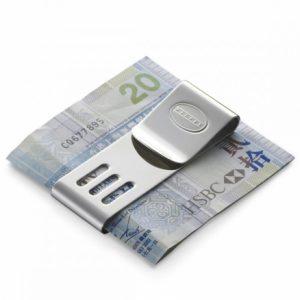 Dalvey Double spona na bankovky