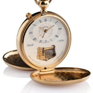 Boegli M100 Limited Edition (99ks), luxusné pánske vreckové hodinky
