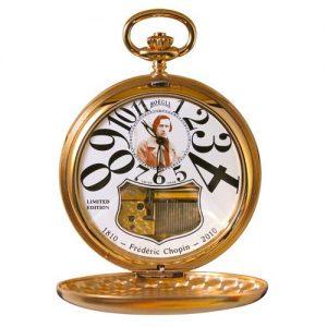 Boegli LE Chopin. luxusné vreckové hodinky pánske