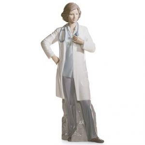 Žena lekárka
