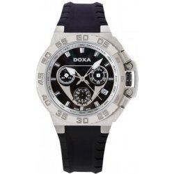 Doxa dámske hodinky black chrono