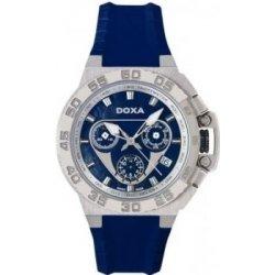 Doxa luxusné dámske hodinky blue chrono