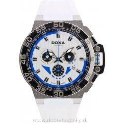 Doxa pánske chronograph white hodinky