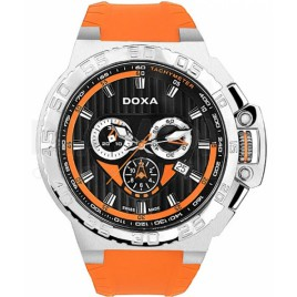 doxa potápky orange pánske hodinky