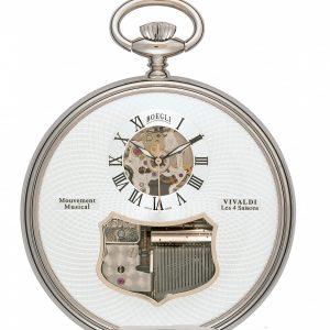 Boegli Baroque M50, luxusné pánske vreckové hodinky