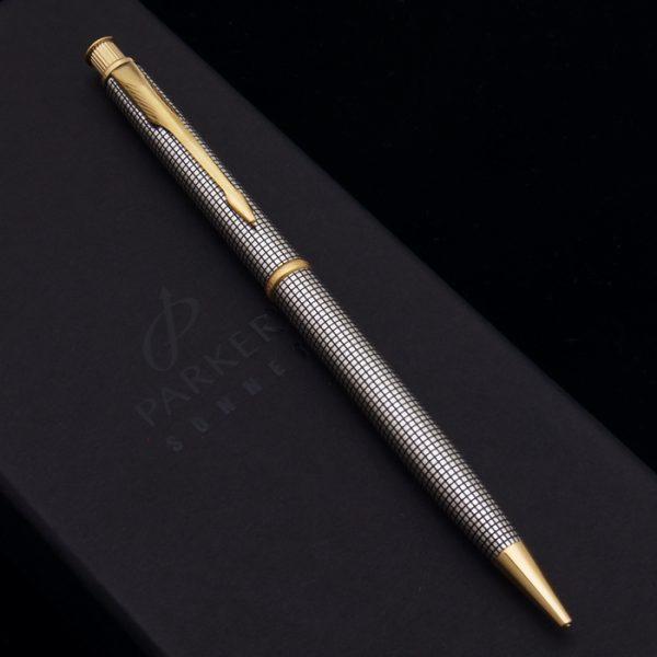 Parker Sonnet 08 Ciselé GT - luxusné guľôčkové pero