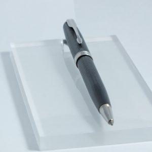Parker Sonnet Chiselled Carbon CT - luxusné guľôčkové pero