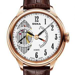 Doxa 8Day power reserve limited