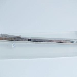 Roller pero Ecrid Retro silver rhodium